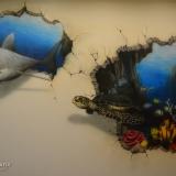 malowanie ścian aerografem (2)
