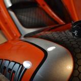 airbrush aerografix harley davidson malowanie motocykli