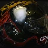 malowanie aerografem śląsk kask motocyklowy