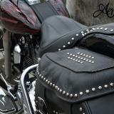 Harley Davidson aerograf