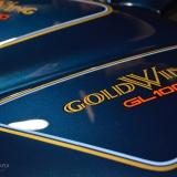 honda goldwing aerograf malowanie