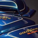 honda goldwing gl 1000 aerograf airbrush szparunki