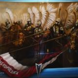 malowanie aerografem husaria polska