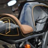 caferacer szparunki malowanie motocykli