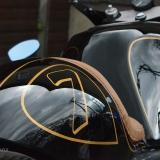 malowanie motocykli szparunki aerograf caferacer