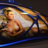 aerograf intruder malowanie motocykli